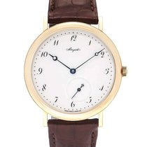 Breguet Yellow gold 40mm Automatic 5140BA/29/9W6 new