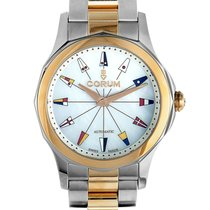 Corum Women's watch Admiral's Cup (submodel) 32mm Automatic new Watch with original box and original papers