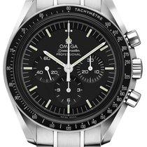 Omega Speedmaster Professional Moonwatch Acciaio 42mm Nero Senza numeri Italia, San Valentino Torio (SA)