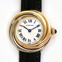 Cartier Trinity 26mm Blanco Romanos