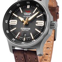 Vostok NH35A-592A555 New Steel 43,00mm Automatic