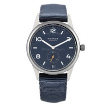 NOMOS Club Automat Datum new Automatic Watch with original box and original papers 776