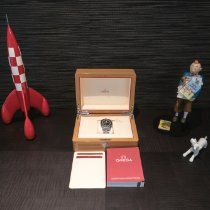 Omega Speedmaster Professional Moonwatch nuevo 2016 Cuerda manual Cronógrafo Reloj con estuche y documentos originales 311.30.42.30.01.004
