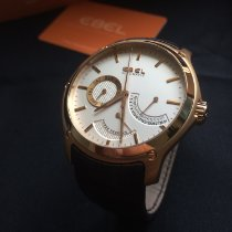 Ebel Rose gold Automatic 45mm new Classic Hexagon