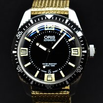 Oris Steel 40mm Automatic 01 733 7707 4064-07 5 20 22 new
