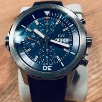 IWC IW376805 Stahl 2016 Aquatimer Chronograph 44mm gebraucht Deutschland, Muenchen