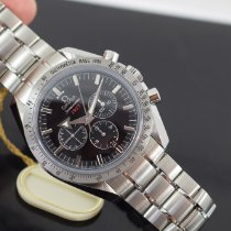 Omega Steel 42mm Automatic 321.10.42.50.01.001 new