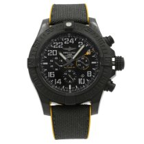 Breitling Avenger Hurricane 56.5mm Black United States of America, New York, New York