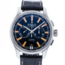 Zenith 03.2119.4002/24.C719 2010 pre-owned