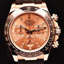 Rolex Daytona 116515ln Nové Růžové zlato 40mm Automatika