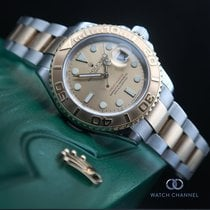 Rolex Yacht-Master 40 Gold/Steel 40mm Champagne No numerals South Africa, Johannesburg