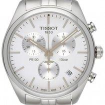 Tissot PR 100 Steel 41mm Silver