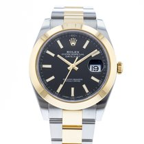 Rolex Datejust Acero 41mm Negro