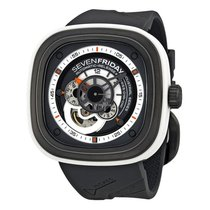 Sevenfriday Steel P3-3 new