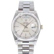 Rolex 18039 White gold Day-Date 36 36mm pre-owned United States of America, Georgia, Atlanta