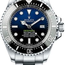 Rolex Sea-Dweller Deepsea 116660 2019 new
