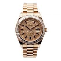 Rolex Day-Date II Oro rosado 41mm