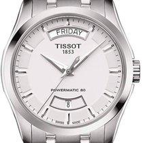 Tissot T-Classic Couturier Powermatic 80 Herrenuhr T035.407.11...