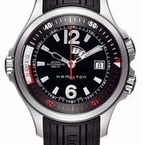 Hamilton Khaki Navy GMT XL Automatik H77555335