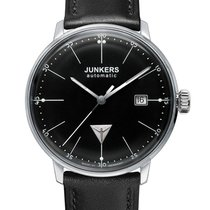 Junkers Steel 40mm Automatic 6050-2 new
