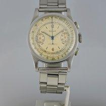 Rolex Chronograph Stahl 32.3mm Silber