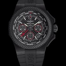 Breitling Carbon Automatik neu Bentley B04 GMT