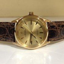 Rolex Oyster Perpetual 34 Oro amarillo 34mm Oro Sin cifras