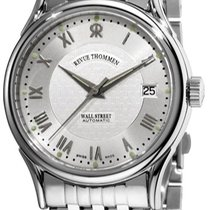 Revue Thommen Steel 39.6mm Automatic 20002.2132 new