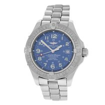 Breitling Authentic Men's Superocean A17360 Automatic Steel...