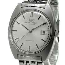 IWC Yacht Club Steel 35mm Silver No numerals