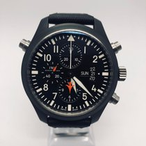 IWC Pilot Chronograph Top Gun split second Ratrapantte