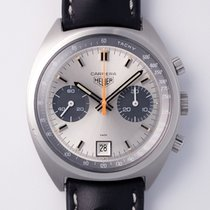 Heuer Steel 39mm Manual winding Heuer Carrera 73453 pre-owned