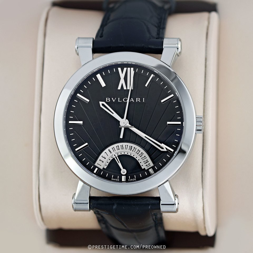 c8e723df143 Bulgari Sotirio - Todos os preços de relógios Bulgari Sotirio na Chrono24