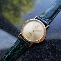 Rolex Solid 18K Gold Ladies Cellini 3879 Hand-Wind Dress...
