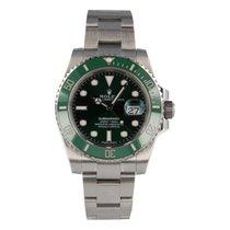 Rolex Submariner Date 116610 LV Hulk