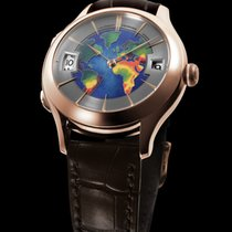 Laurent Ferrier Rose gold Automatic 41mm new