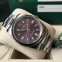 Rolex Chronometer 36mm Automatik 2015 gebraucht Oyster Perpetual 36