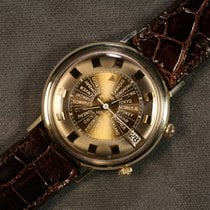 Jaeger-LeCoultre K911 World Time Alarm Unworn Yellow gold 35mm Manual winding United States of America, California, San Diego