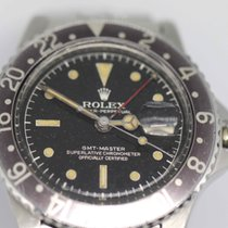 Rolex GMT-Master Acero