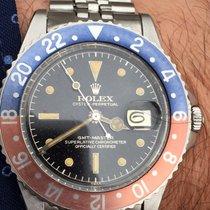 Rolex GMT-Master Rolex 1675 GMT 1960 occasion