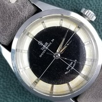 Tudor Oyster Prince Steel 34mm Black No numerals