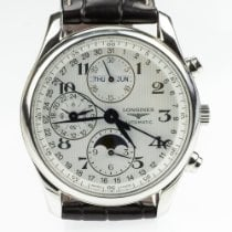 Longines Master Collection pre-owned 40mm Steel