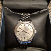 Eterna Steel 37mm Automatic 130 FTT pre-owned