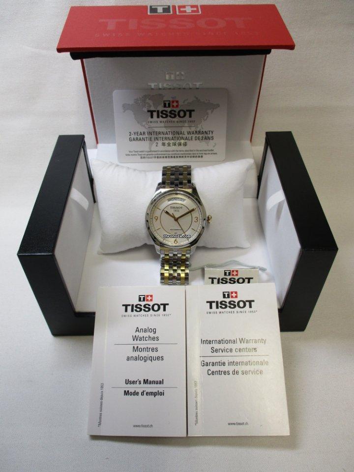 b4dde14f7 Koupě hodinek Tissot | Porovnání hodinek Tissot online - luxusní hodinky na  Chrono24