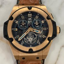 Hublot King Power Rose gold 48mm Transparent No numerals United States of America, Florida, Miami