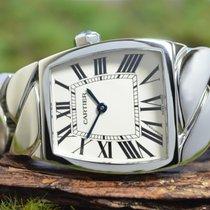 Cartier La Dona de Cartier Acero 27mm Champán