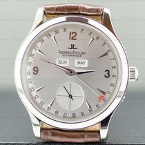 Jaeger-LeCoultre Master Calendar White gold 37mm Arabic numerals United States of America, Massachusetts, Boston