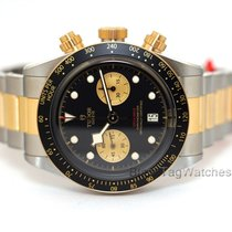 Tudor Black Bay Chrono Gold/Steel 41mm Black United States of America, Florida, Aventura