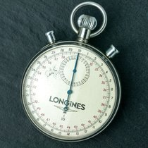 Longines Steel 67mm Manual winding 4357 pre-owned