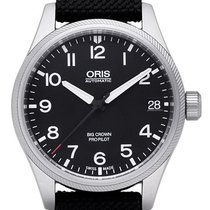 Oris Big Crown ProPilot Date 01 751 7697 4164-07 5 20 15FC 2020 new